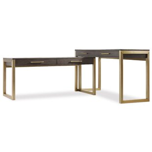 Comparison Curata Short Left/Right Standing Desk By Hooker Furniture