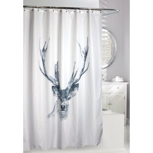 Antwan Single Shower Curtain