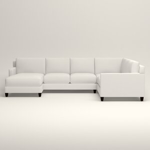 Rhodes Sectional : white sectional couches - Sectionals, Sofas & Couches