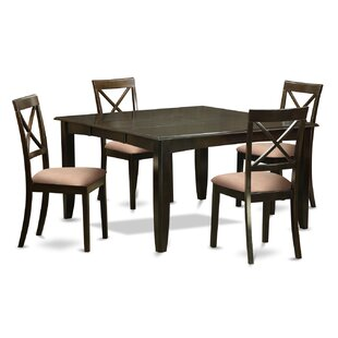 Pilning 5 Piece Dining Set August Grove