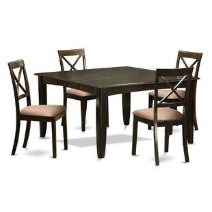 Pilning 5 Piece Dining Set