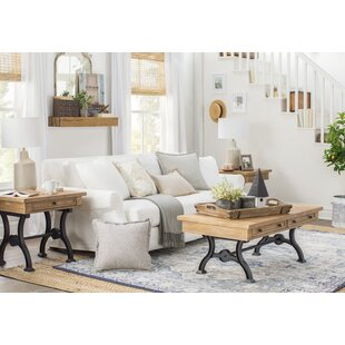 Luevano 2 Piece Coffee Table Set