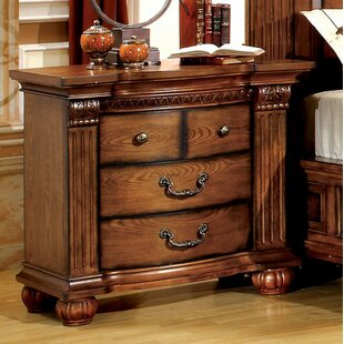 Thelma 4 Drawer Nightstand