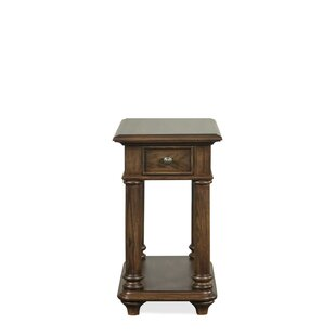Munoz End Table by Canora Grey