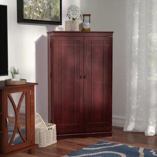 Reviews Multimedia Storage Cabinet ByThree Posts
