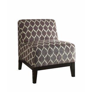 Latitude Run Montesano Slipper Chair