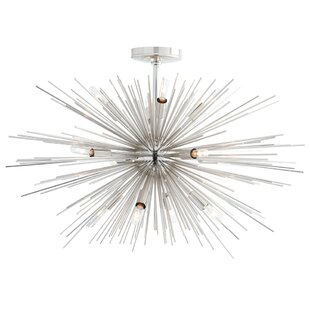ARTERIORS Home Zanadoo 12-Light Semi Flush Mount