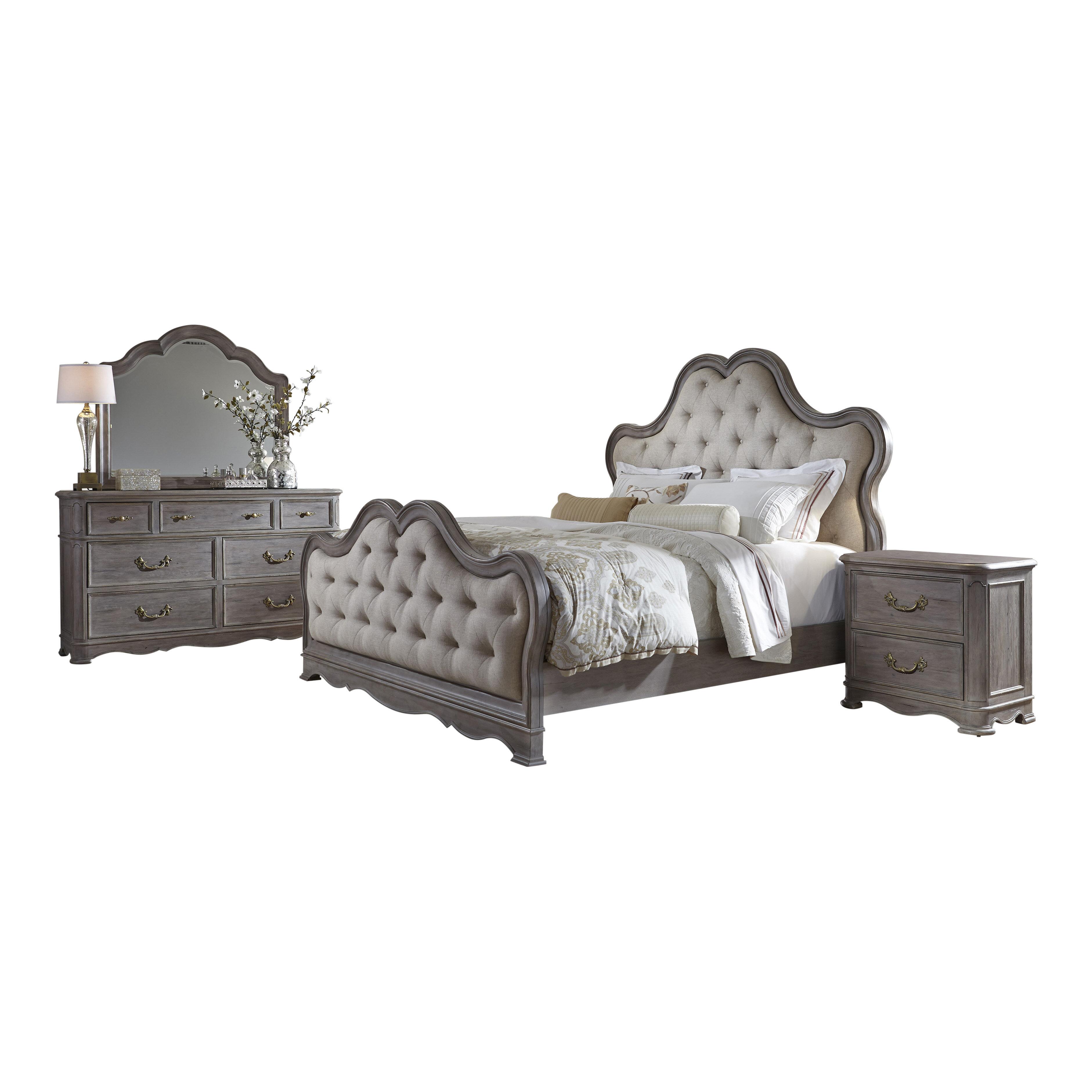 Yasmine Queen Bedroom Set