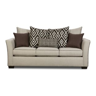 Simmons Upholstery Woodbridge Sofa by Wrought Studio