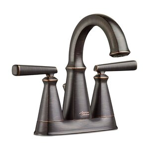 American Standard Edgemere Centerset Bathroom Faucet with Drain Assembly
