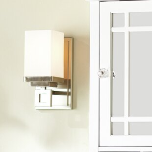 Narvaez 1-Light Wall Sconce By Ebern Designs Wall Lights