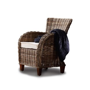 Walebridge Armchair (Set of 2) by Rosecliff Heights