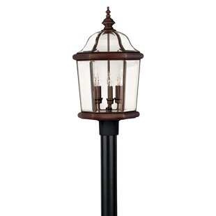 Augusta 3-Light Lantern Head by Hinkley Lighting