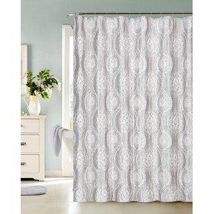 Phaedra Shower Curtain ByOne Allium Way