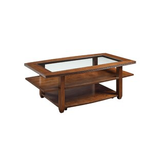Signorelli Coffee Table with Tray Top