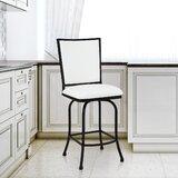 Emerita Bar & Counter Swivel Stool by Brayden Studio®