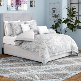 Hulett 7 Piece Comforter Set