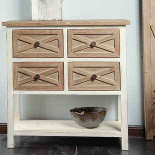 Shery 4 Drawer Accent Cabinet by August Grove