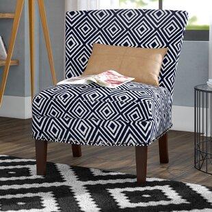 Reviews Lillianna Slipper Chair by Ivy Bronx