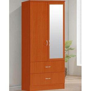 2 Door Armoire
