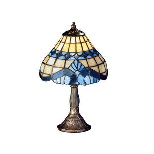Meyda Tiffany Art Glass Baroque 11.5
