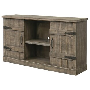 Gracie Oaks Oxford Rustic Console Table