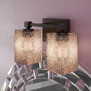 Superio 2-Light Vanity Light by Ivy Bronx