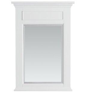 Simpli Home Evan Bathroom/Vanity Mirror