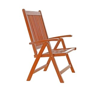 Monterry Folding Patio Dining Chair