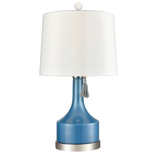 Top Reviews Beam 21 Table Lamp By House of Hampton