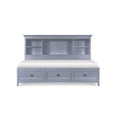 Estelle Lounge Bed Drawer Box Storage by Viv + Rae