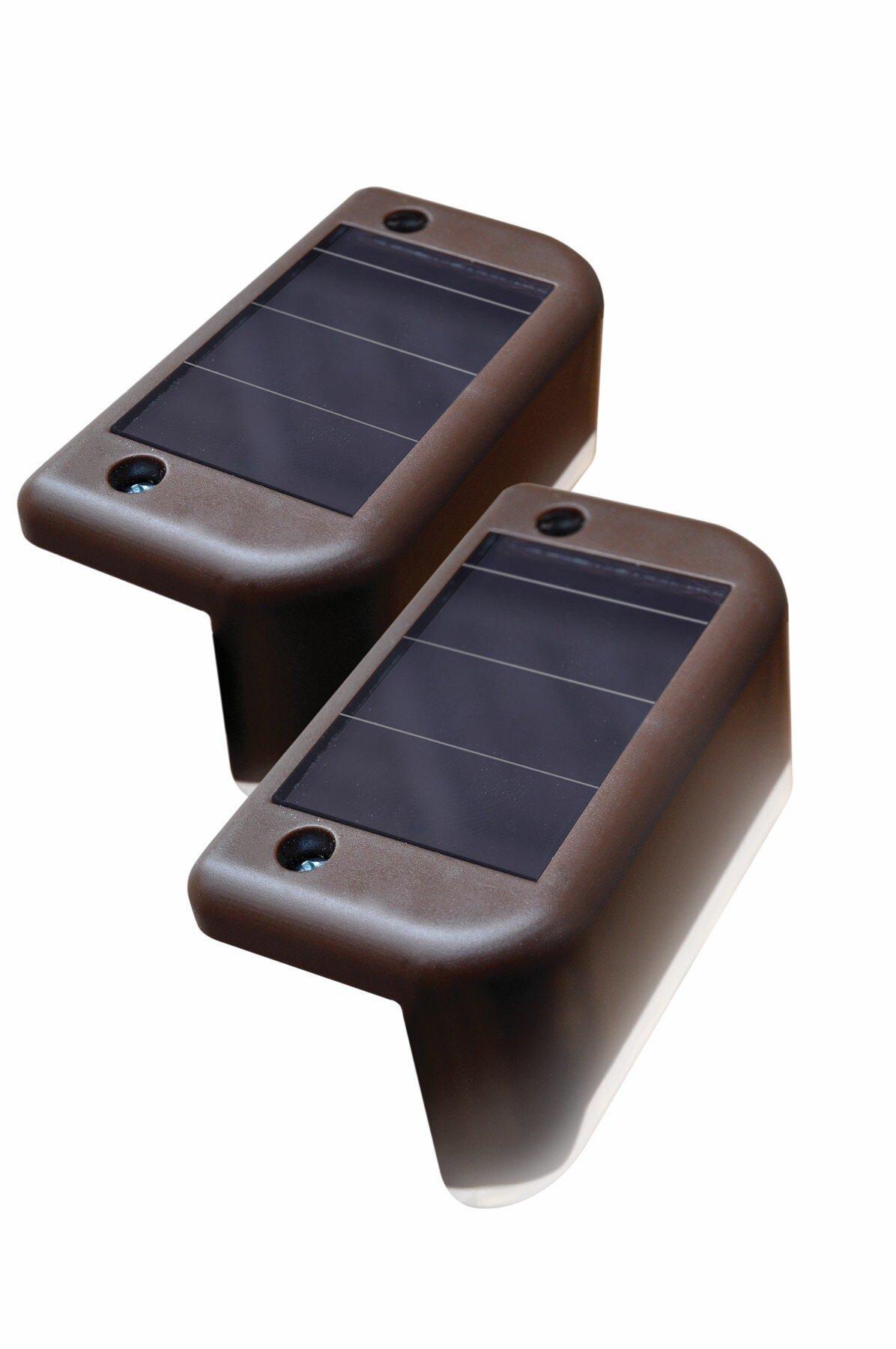 Lovely solar Deck Lights Flush Mount