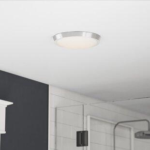 Ostrander 1-Light LED Flush Mount