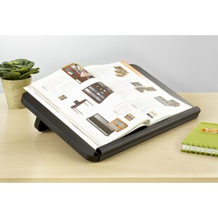 Safco Products Company Ergo-Comfort Read / Write Freestanding Desktop Copy Stand