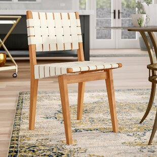 Brookline Solid Wood Dining Chair Mistana
