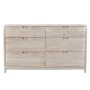 Loyd 6 Drawer Double Dresser