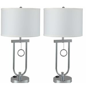 Tenesa Modern Pendulum 29 Table Lamp (Set of 2)