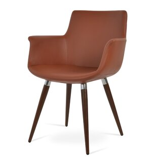 Upholstered Arm Chair by sohoConcept