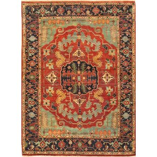 Comparison Serapi Heriz Rustic Area Rug By Pasargad