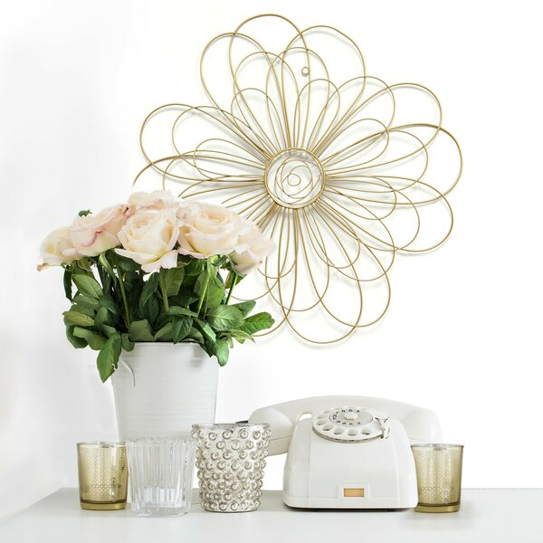 Wire Flower | Wayfair
