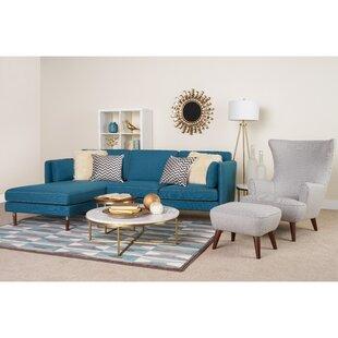 Price comparison Shelburne 6 Piece Living Room Set by Corrigan Studio Reviews (2019) & Buyer's Guide