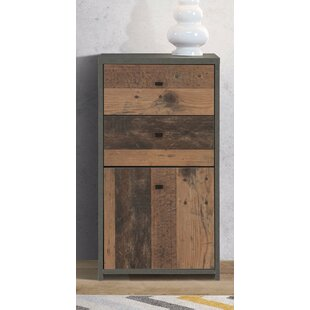Legrand 2 Drawer Combi Chest By Mercury Row