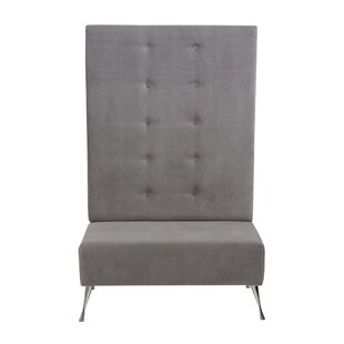 Simple 2 Seater Sofa By Happy Barok