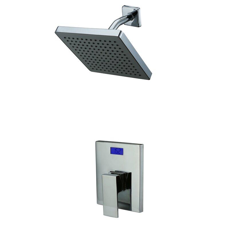 Sumerain Digital Display Shower Faucet & Reviews   Wayfair