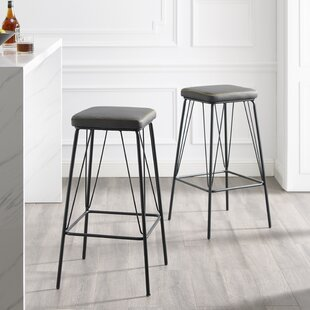 Sexton 30 Bar Stool (Set of 2) by Union Rustic