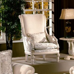 Avignon Swan Armchair by Wildon Home ?