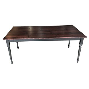 Ezekiel and Stearns French Countryside Solid Wood Dining Table