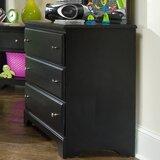 Jason 3 Drawer Dresser by Rosalind Wheeler