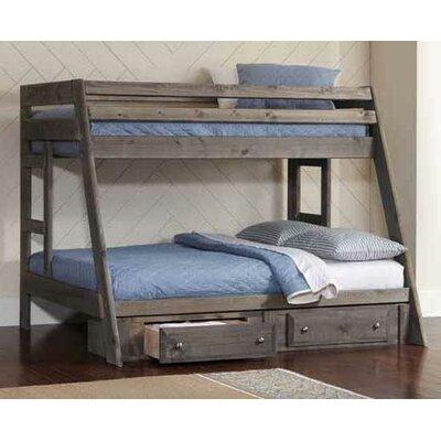 Wrangler Twin Over Full Bed Coaster Nj-08810-2516