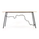 Rangely Lewis and Clark Console Table by Brayden Studio®
